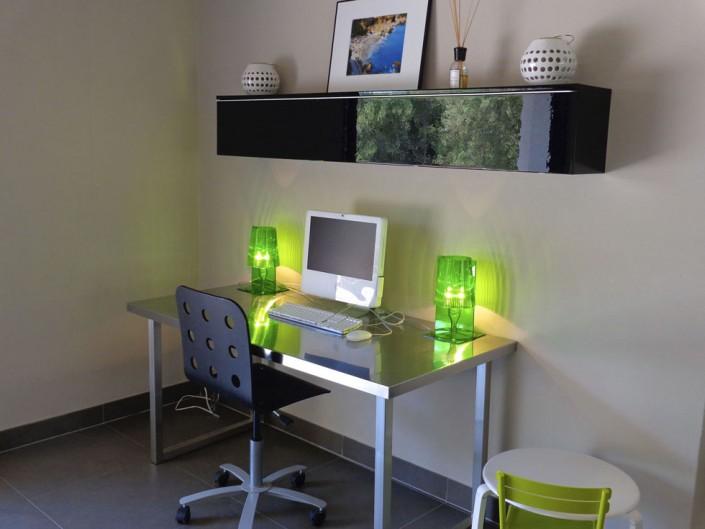 Villa équipée d'ordinateur Mac et internet via Wifi à Porto-Vecchio
