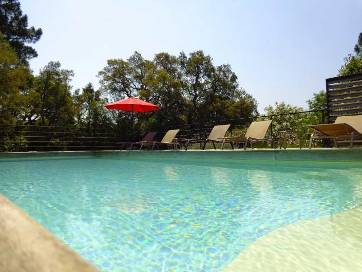 Villa avec piscine à Porto-Vecchio